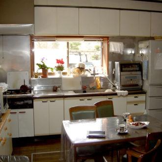 キッチン簡単リフォーム