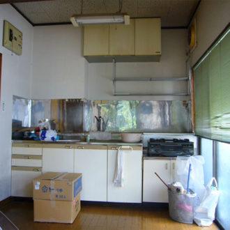 楽しくお料理 キッチン工事