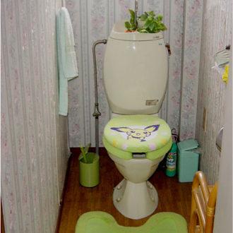 岡谷市・T様邸 トイレ工事