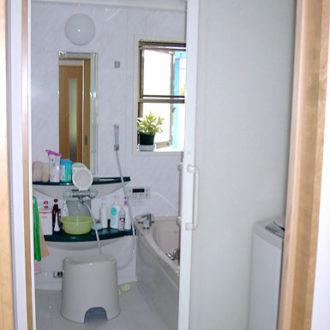 ぽかぽかあったか浴室工事