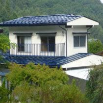 茅野市・T様邸 屋根塗装工事