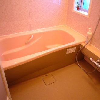 ひろびろ浴室工事