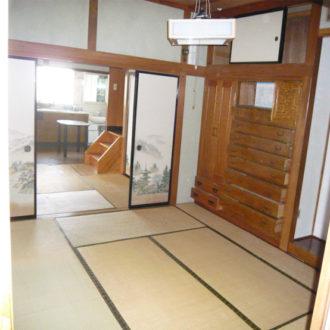 諏訪市・S様邸 中古住宅を購入され増改築その1