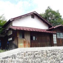 築120年の古民家を減築